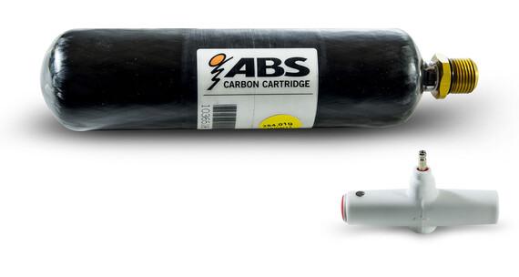 ABS udløsningsenhed carbon